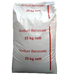 Sodium benzoate C6H5COONa 98%, Hà Lan, 25kg/bao